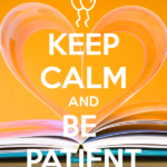 Second Marriage Tip #2: Be Patient